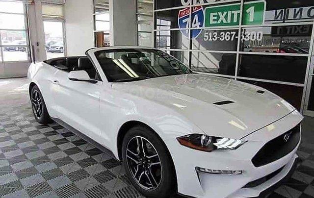 Bán Ford Mustang GT Premium 2020, màu trắng, nhập khẩu0