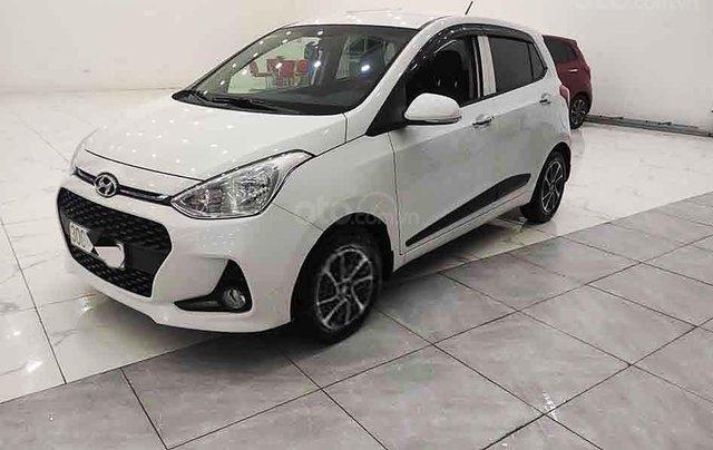 Cần bán gấp Hyundai Grand i10 1.2 MT sản xuất năm 2019, màu trắng, giá tốt2