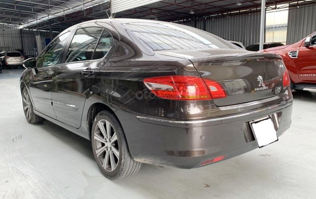 Peugeot 408 đăng ký 2018, sedan, số tự động, biển TP, xe gia đình sử dụng cực đẹp, bao test hãng, có trả góp5