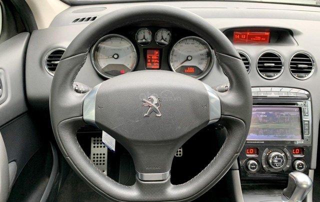 Peugeot 408 đăng ký 2018, sedan, số tự động, biển TP, xe gia đình sử dụng cực đẹp, bao test hãng, có trả góp8