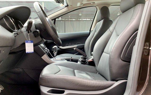 Peugeot 408 đăng ký 2018, sedan, số tự động, biển TP, xe gia đình sử dụng cực đẹp, bao test hãng, có trả góp9