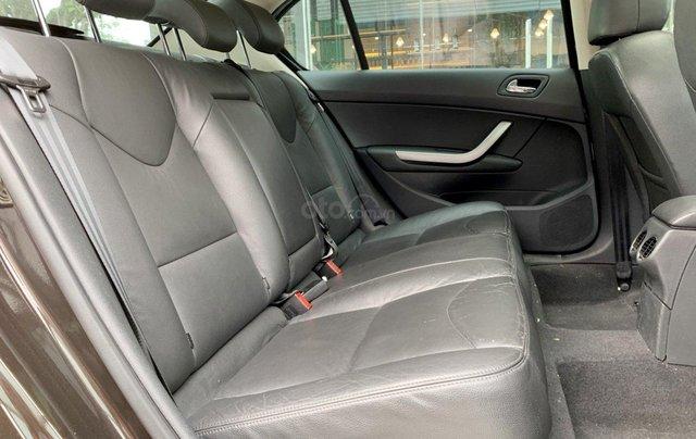 Peugeot 408 đăng ký 2018, sedan, số tự động, biển TP, xe gia đình sử dụng cực đẹp, bao test hãng, có trả góp11