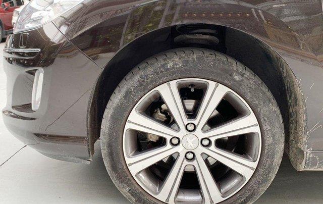 Peugeot 408 đăng ký 2018, sedan, số tự động, biển TP, xe gia đình sử dụng cực đẹp, bao test hãng, có trả góp13