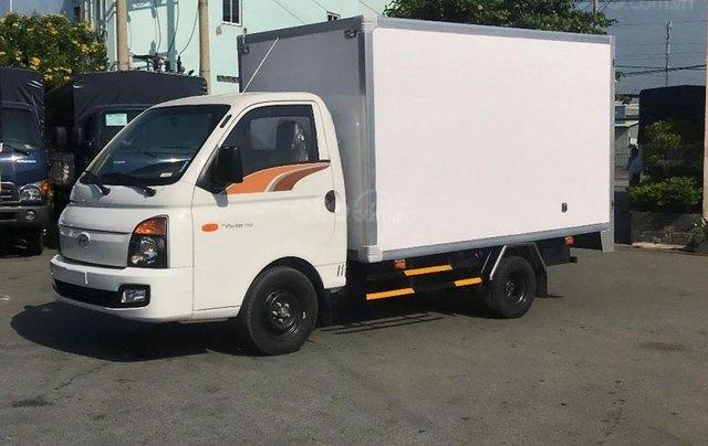 Xe Hyundai Porter H150 tải trọng cho phép 1,5 tấn0