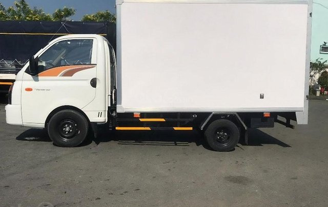 Xe Hyundai Porter H150 tải trọng cho phép 1,5 tấn3
