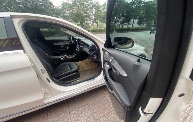Bán xe Mec C200 sản xuất 2015 màu trắng nội thất đen biển HN đi chuẩn 30.000km bao check hãng toàn quốc9