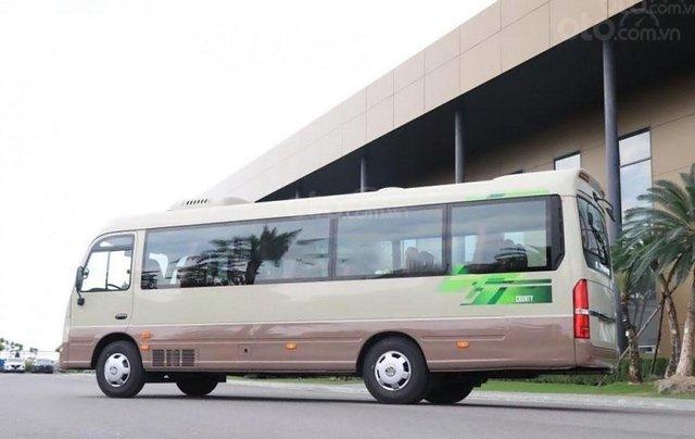 Xe Hyundai County 2019, giá bán 1 tỷ 360 triệu1