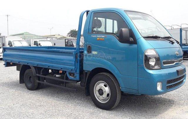 Bán xe tải 2.5 tấn tại Hải Dương, Thaco kia k250, thùng lửng, thùng mui bạt, thùng kín, giá tốt nhất0