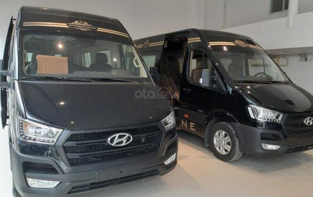 Xe Hyundai Solati Limousine 2019, giá 1 tỷ 469 triệu0