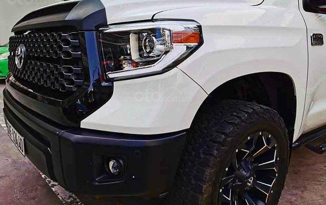 Chính chủ bán Toyota Tundra đời 2014, màu trắng, nhập khẩu 3