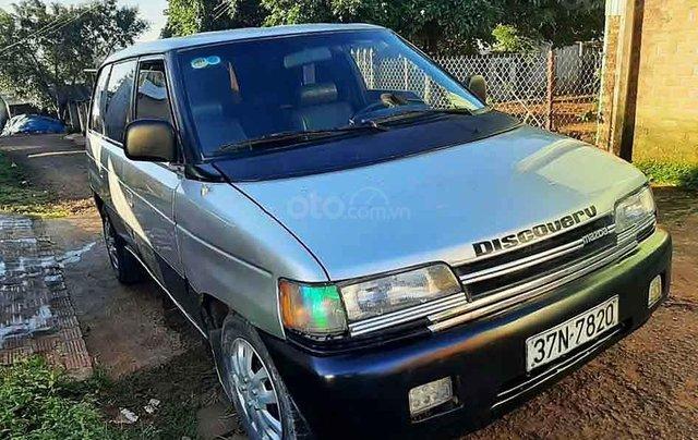 Bán Mazda MPV đời 1991, màu bạc, nhập khẩu0