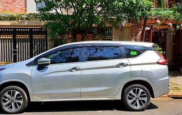Bán Mitsubishi Xpander đời 2019, màu bạc, nhập khẩu  3