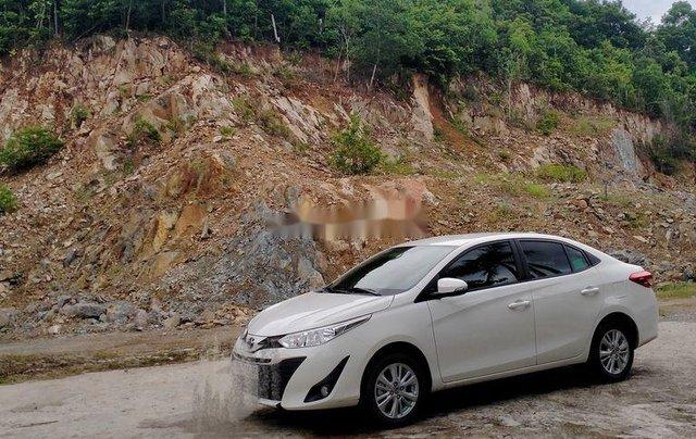 Cần bán Toyota Vios đời 2020, màu trắng5