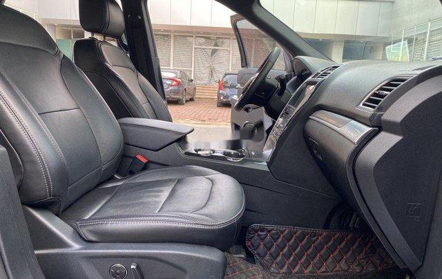 Cần bán gấp Ford Explorer Limited đời 2018, màu đen6