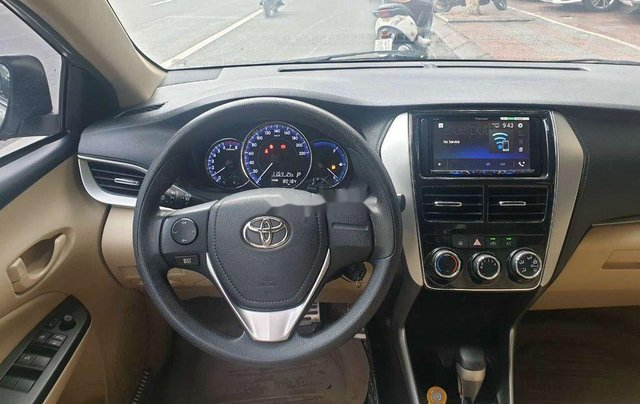 Cần bán Toyota Vios đời 2019, màu vàng cát8