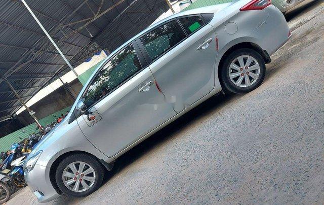 Bán Toyota Vios năm 2018, màu bạc như mới1