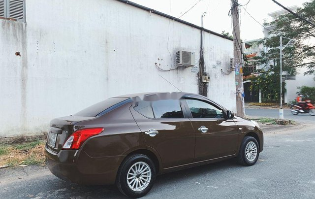 Cần bán lại xe Nissan Sunny năm 2013, xe chính chủ còn mới2