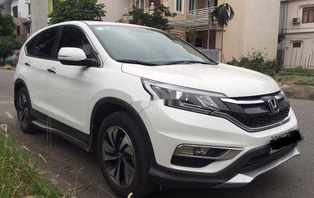 Chính chủ bán xe Honda CR V năm 2015, màu trắng2