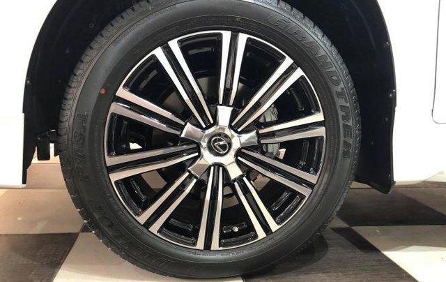 Bán Lexus LX 570 V8 2020, màu trắng, nhập khẩu số tự động5