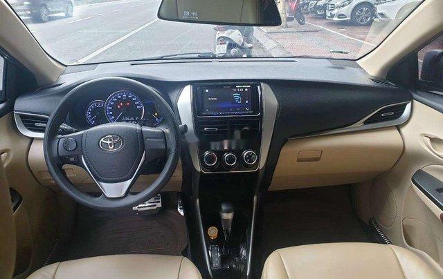 Cần bán Toyota Vios đời 2019, màu vàng cát7