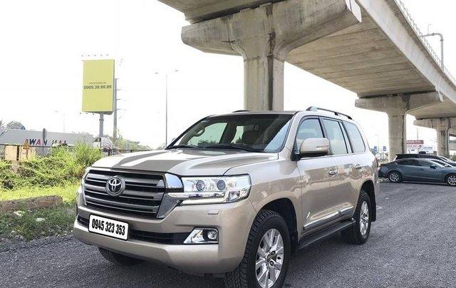 Bán Toyota Land Cruiser năm sản xuất 2015, nhập khẩu nguyên chiếc còn mới0
