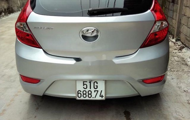 Cần bán Hyundai Accent đời 2014, màu bạc, xe nhập chính chủ3
