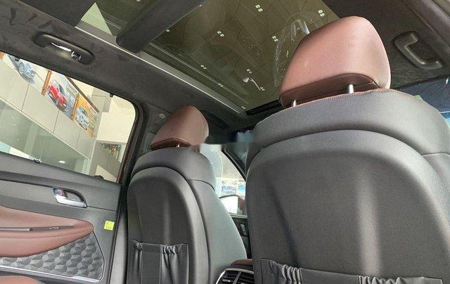 Bán ô tô Hyundai Santa Fe năm 2020, màu đỏ5