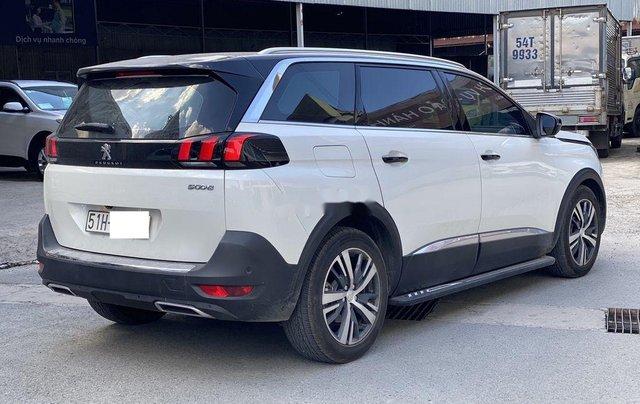 Bán ô tô Peugeot 5008 đời 2019, màu trắng, biển SG2