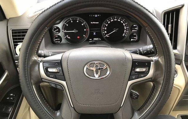 Bán Toyota Land Cruiser năm sản xuất 2015, nhập khẩu nguyên chiếc còn mới9