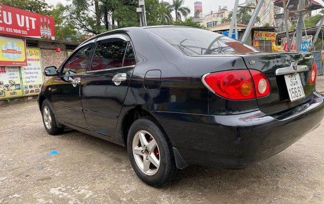 Bán Toyota Corolla Altis đời 2003, màu đen chính chủ 4