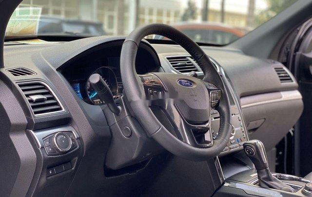 Cần bán gấp Ford Explorer Limited đời 2018, màu đen8