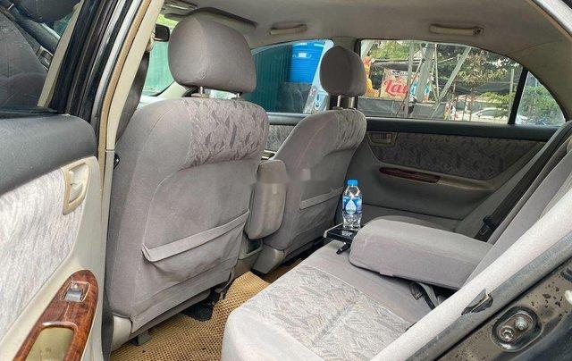 Bán Toyota Corolla Altis đời 2003, màu đen chính chủ 7