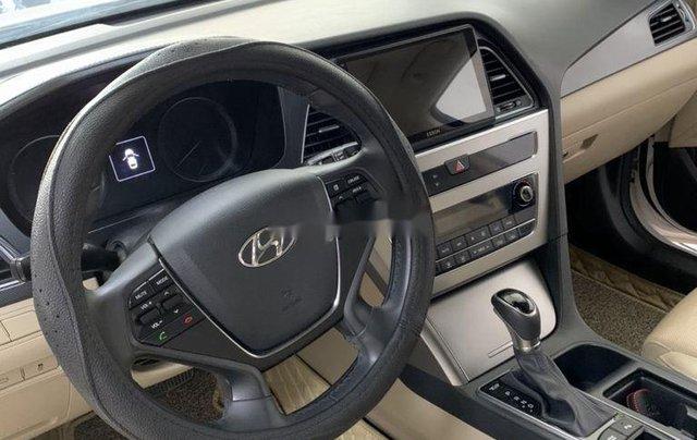 Bán Hyundai Sonata năm sản xuất 2016, màu trắng, nhập khẩu số tự động7