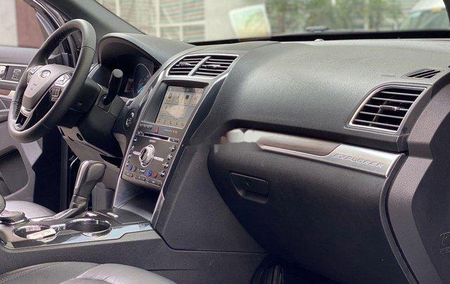 Cần bán gấp Ford Explorer Limited đời 2018, màu đen11