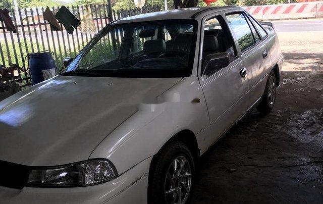 Cần bán Daewoo Cielo năm sản xuất 1996, màu trắng1