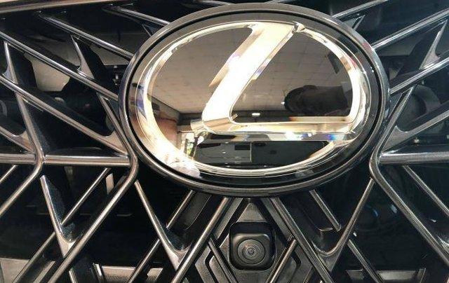 Bán Lexus LX 570 V8 2020, màu trắng, nhập khẩu số tự động3