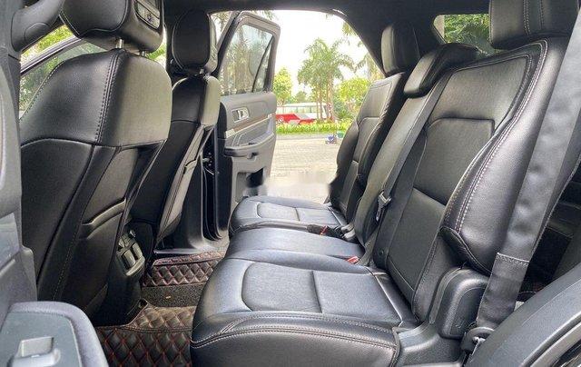 Cần bán gấp Ford Explorer Limited đời 2018, màu đen10