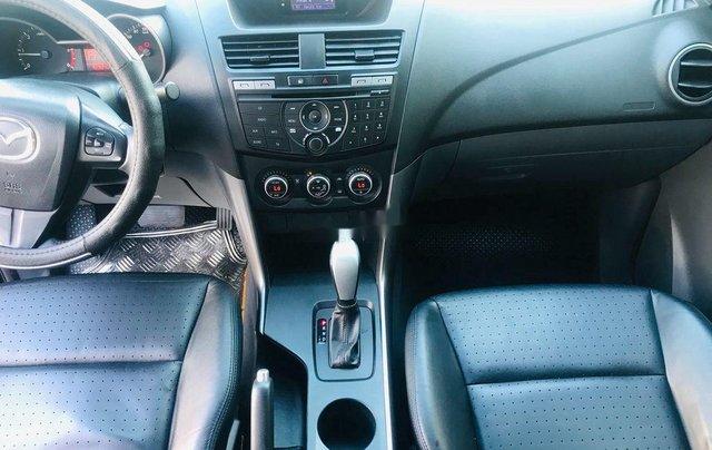 Chính chủ bán xe Mazda BT 50 năm 2017, màu đen, xe nhập 9