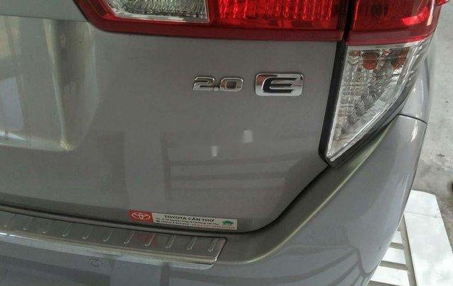 Cần bán Toyota Innova đời 2018, màu bạc, nhập khẩu nguyên chiếc chính chủ, 620tr2