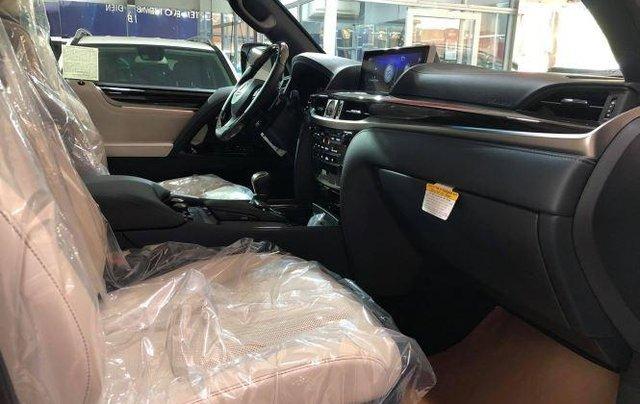 Bán Lexus LX 570 V8 2020, màu trắng, nhập khẩu số tự động6