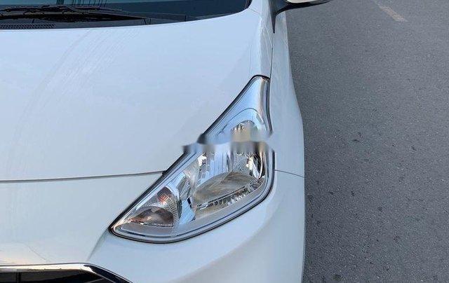 Bán Hyundai Grand i10 2017, màu trắng, nhập khẩu nguyên chiếc, giá 307tr3