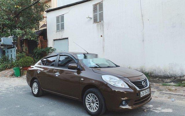 Cần bán lại xe Nissan Sunny năm 2013, xe chính chủ còn mới1