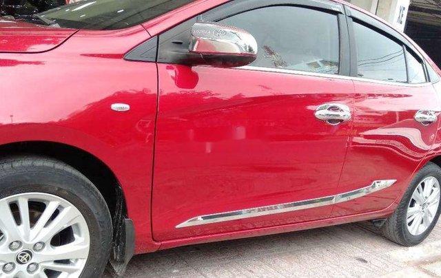 Cần bán xe Toyota Vios đời 2019, màu đỏ, nhập khẩu, giá chỉ 422 triệu3