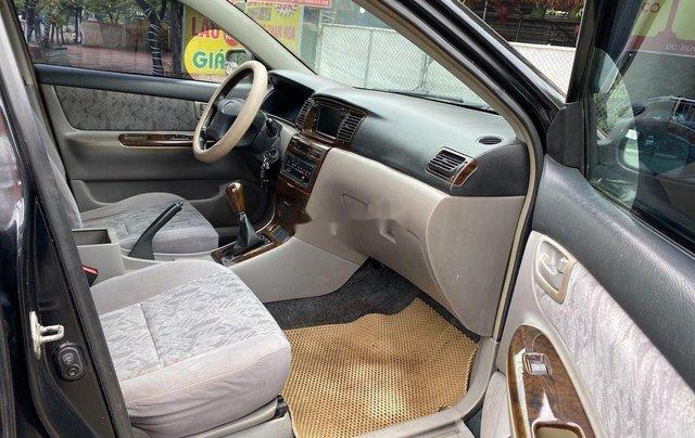 Bán Toyota Corolla Altis đời 2003, màu đen chính chủ 5