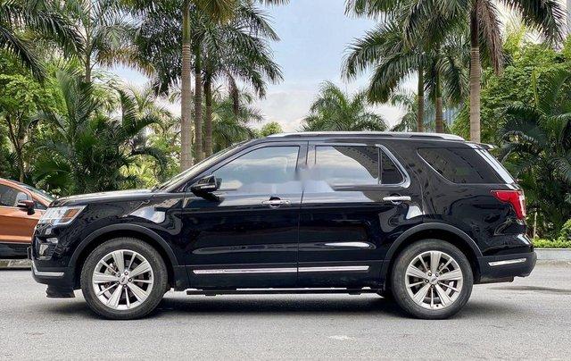 Cần bán gấp Ford Explorer Limited đời 2018, màu đen3