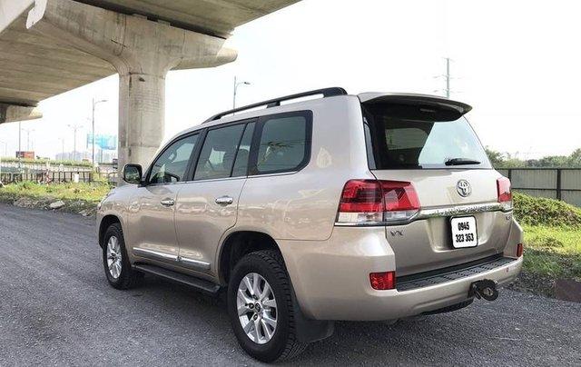 Bán Toyota Land Cruiser năm sản xuất 2015, nhập khẩu nguyên chiếc còn mới5