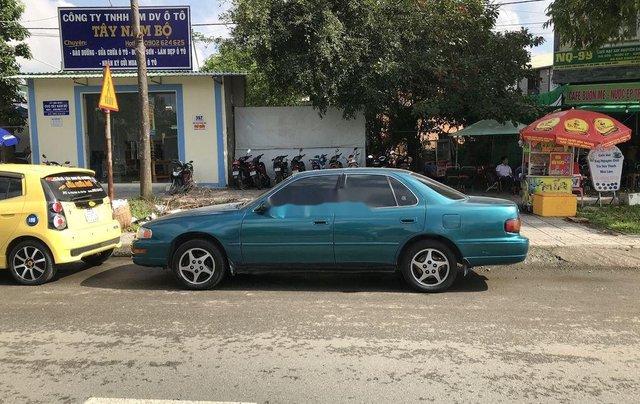Bán Toyota Camry đời 1993, màu xanh lục, nhập khẩu chính chủ, giá 139tr2