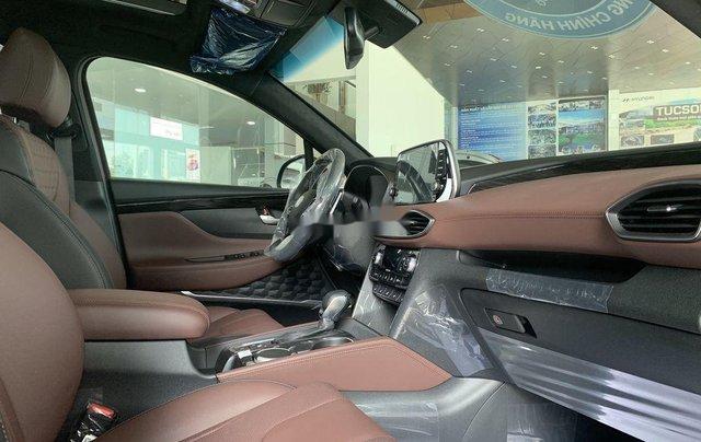 Bán ô tô Hyundai Santa Fe năm 2020, màu đỏ7