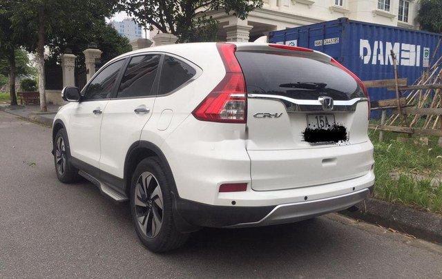 Chính chủ bán xe Honda CR V năm 2015, màu trắng3