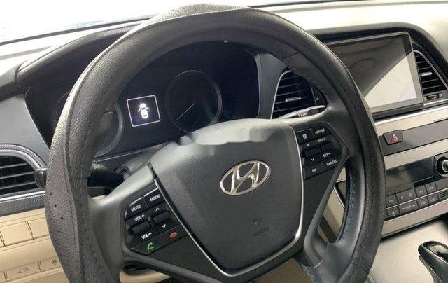 Bán Hyundai Sonata năm sản xuất 2016, màu trắng, nhập khẩu số tự động3